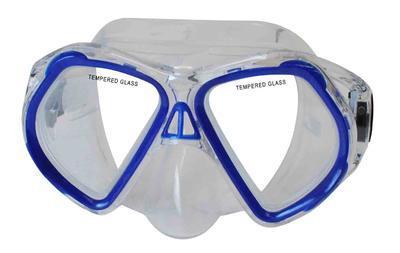 Brýle potápěčské Sulov, JUNIOR, modrá
