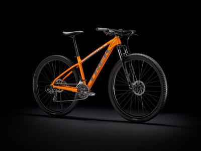 "Kolo Trek Marlin 5 2021 oranžová vel. XS (15,5"") 650B - 1"