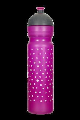 Zdravá lahev Puntíky 1,0l
