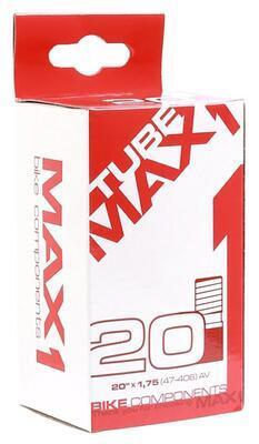 duše MAX1 20×1,95/2,125 AV (47/52-406), moto/AV