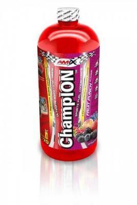 Iontový nápoj Amix Champion 1 l ovocný punč