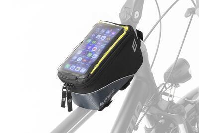 Brašna na rám s kapsou na mobil Extend SMART PHONER - 1