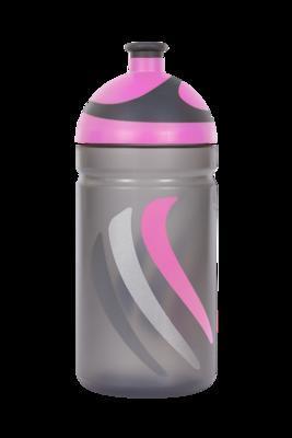 Zdravá lahev BIKE 2K19 růžová 0,5l