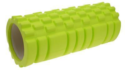 Masážní válec Lifefit 33x14cm, zelená