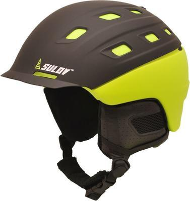 Helma lyžařská Sulov Sirius Černo zelená