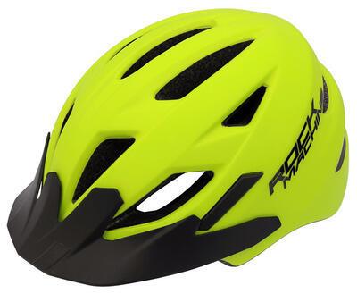 přilba/helma RM Fly zelená/černá vel. S/M 52-56cm - 1