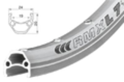 Ráfek REMERX Dragon L-719 559X19 BA+GBS 36 děr, stříbrná