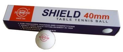 Míčky stolní tenis Schield 101, 40mm - 1