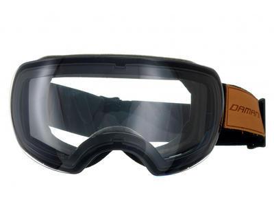 Brýle lyžařské Damani Fotochromatic GA05-B, černá