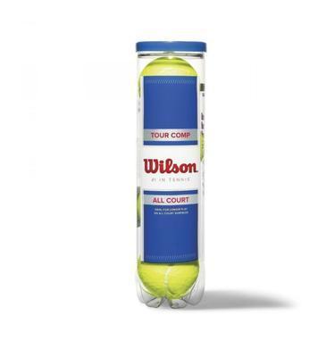 Míčky tenis Wilson Tour comp