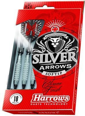 Šipky Harrows Silver Arrows 16g - 1