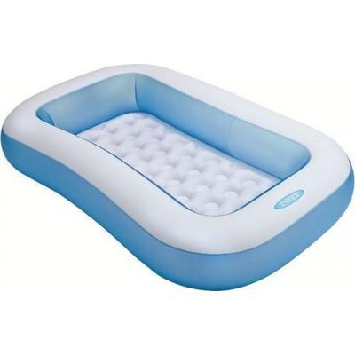 Bazén nafukovací Intex 166x100x28 - 1