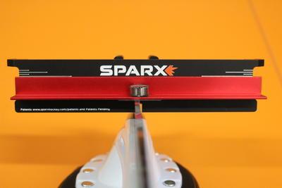 Broušení bruslí automatem Sparx PS100 - nové či poškozené - 1