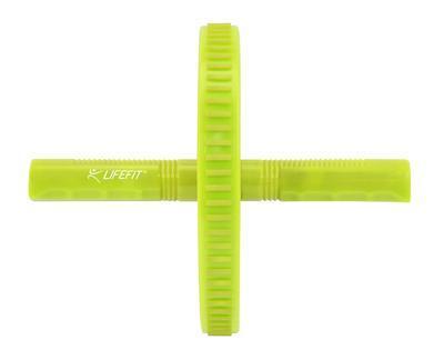 Posilovací kolečko LIFEFIT EXERCISE WHEEL SINGLE - 2