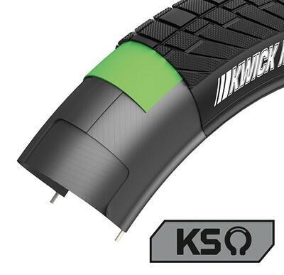 plášť KENDA Khan 700x45C/47-622 60TPI (K-935) K-Shield reflex - 2