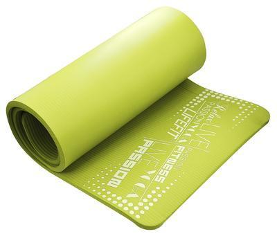 Yoga mat Lifefit 180x60cm 1,5cm zelená - 2