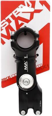 Představec MAX1 stavitelný, 31,8/105mm černý - 2