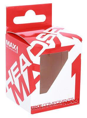 """semi-integrované hlavové složení MAX1 ložiskové 1 1/8"""" černé - 2"""