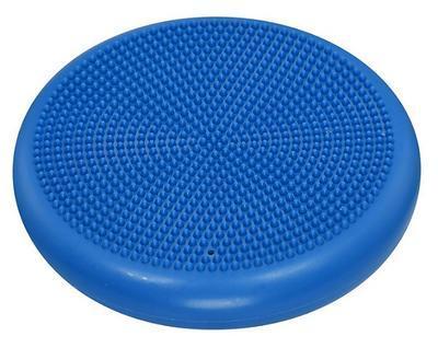 Balanční masážní polštářek LIFEFIT BALANCE CUSHION 33cm, modrý - 2