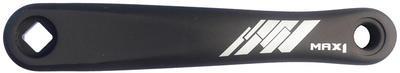 kliky MAX1 Single 42z 175mm černé s krytem - 2