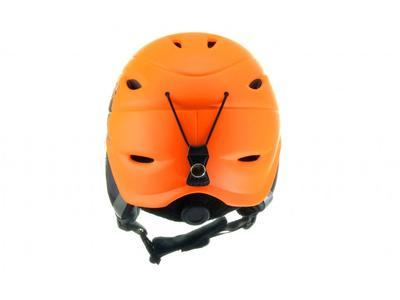 Helma Damani Skier C02-ORD, vel. M (54-58cm), oranžová - 2