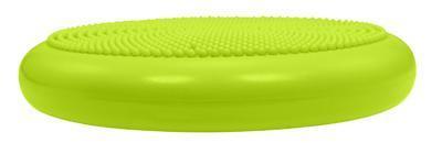 Balanční masážní polštářek LIFEFIT BALANCE CUSHION 33cm, světle zelený - 3