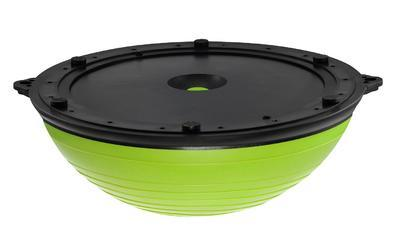 Balanční podložka LIFEFIT BALANCE BALL 58cm, zelená - 4