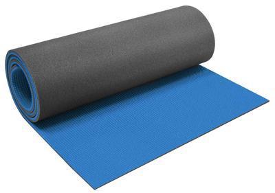 Karimatka 180x50x1,0 cm - dvouvrstvá PE, mix barev - 5