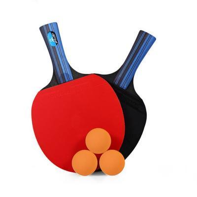 Set na stolní tenis Expert A10 2x raketa 3x míček - 6